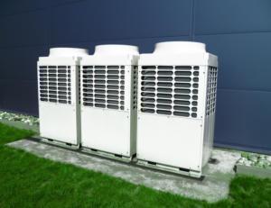 Flux d'air extractions ventilations industrielles