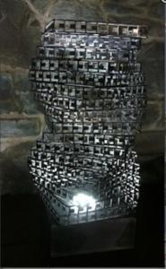 Lampes luminaires métal design