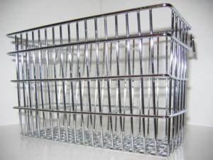 Panier métal fil soudé