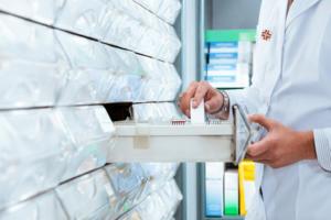 tiroirs pharmacie