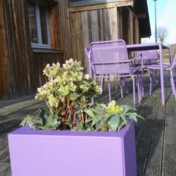 jardinieres modulaires pour terrasse