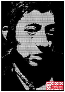 tole perforce gainsbourg ferigami