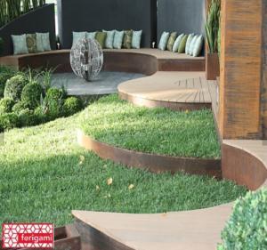 amenagement jardin ferigami