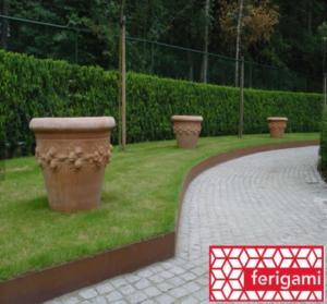 bordures jardin ferigami