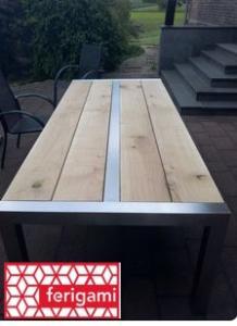 table vintage ferigami