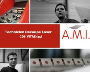 Technicien Découpe Laser