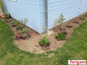 bordures jardin acier ferigami