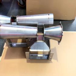 soudure robot sur inox roulé