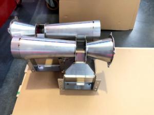 cone inox soudure robot