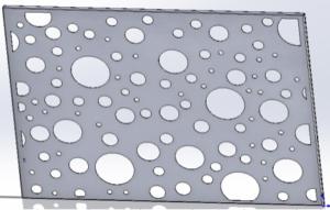 ferigami décorative panels