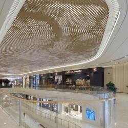 plafond acoustique design