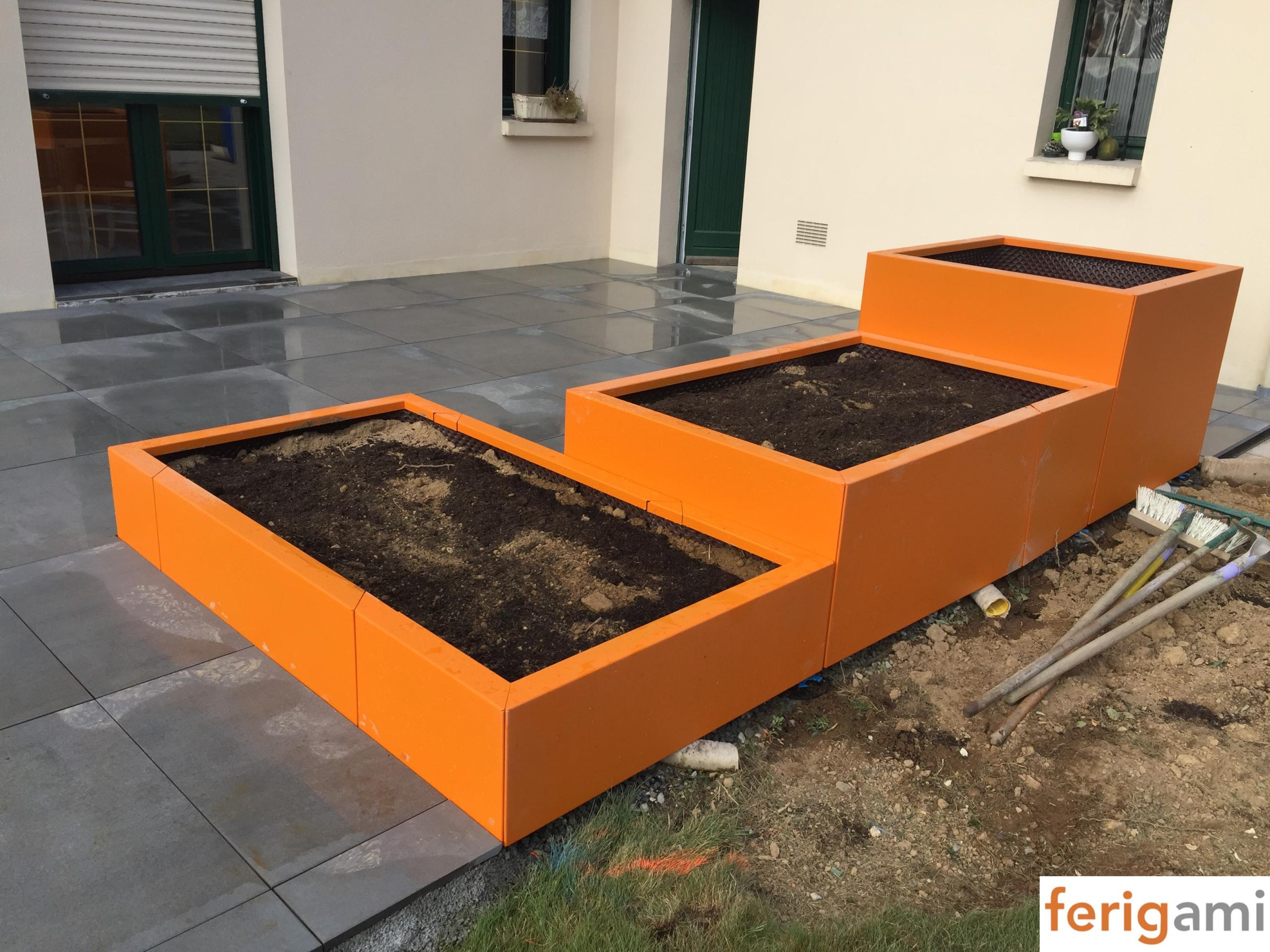 jardinieres modulables FERIGAMI