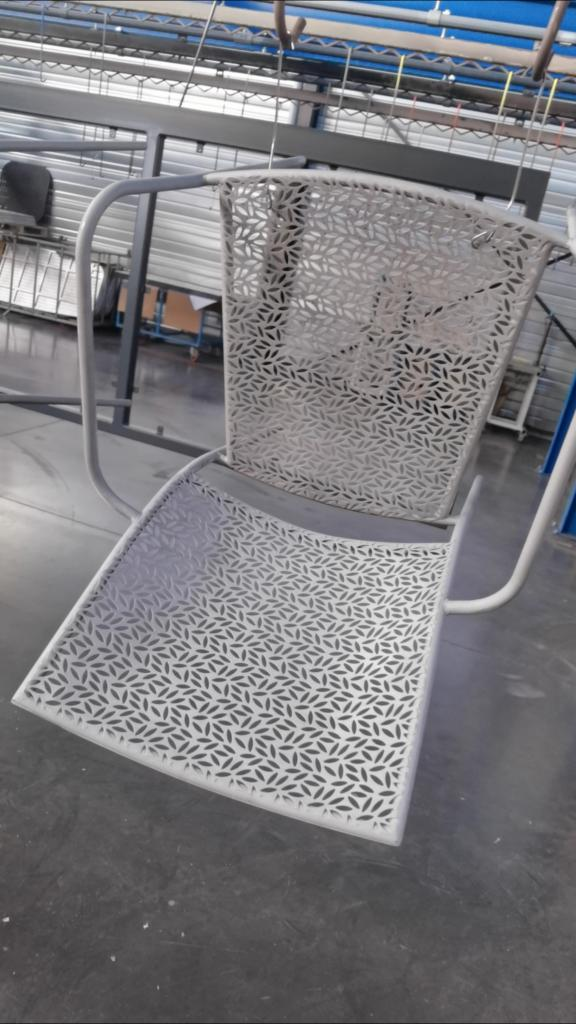 THERMOLAQUAGE CHAISE JARDIN